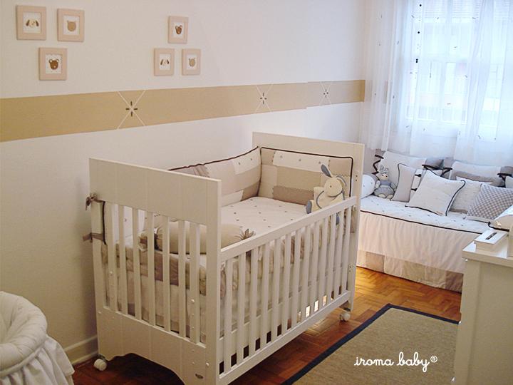 Dormitório do bebê Blog do bebê Iroma Baby
