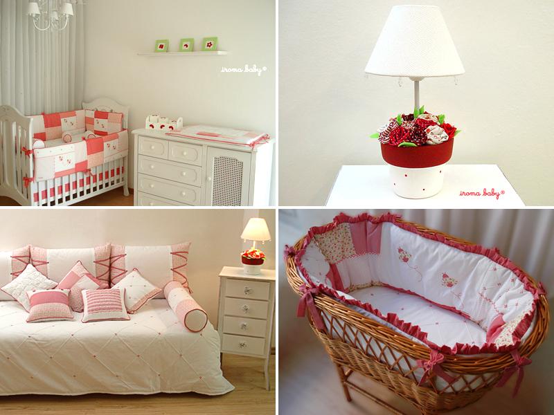 Quarto de bebê vermelho Blog do bebê Iroma Baby ~ Quarto Pequeno Vermelho