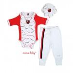 Flamengo para bebê