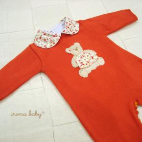 Look do dia: Conjunto de Roupa Maternidade Diferente Ursa com Vestido