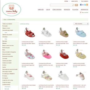 Novos modelos de lembrancinhas de bebê personalizadas na loja online Iroma Baby